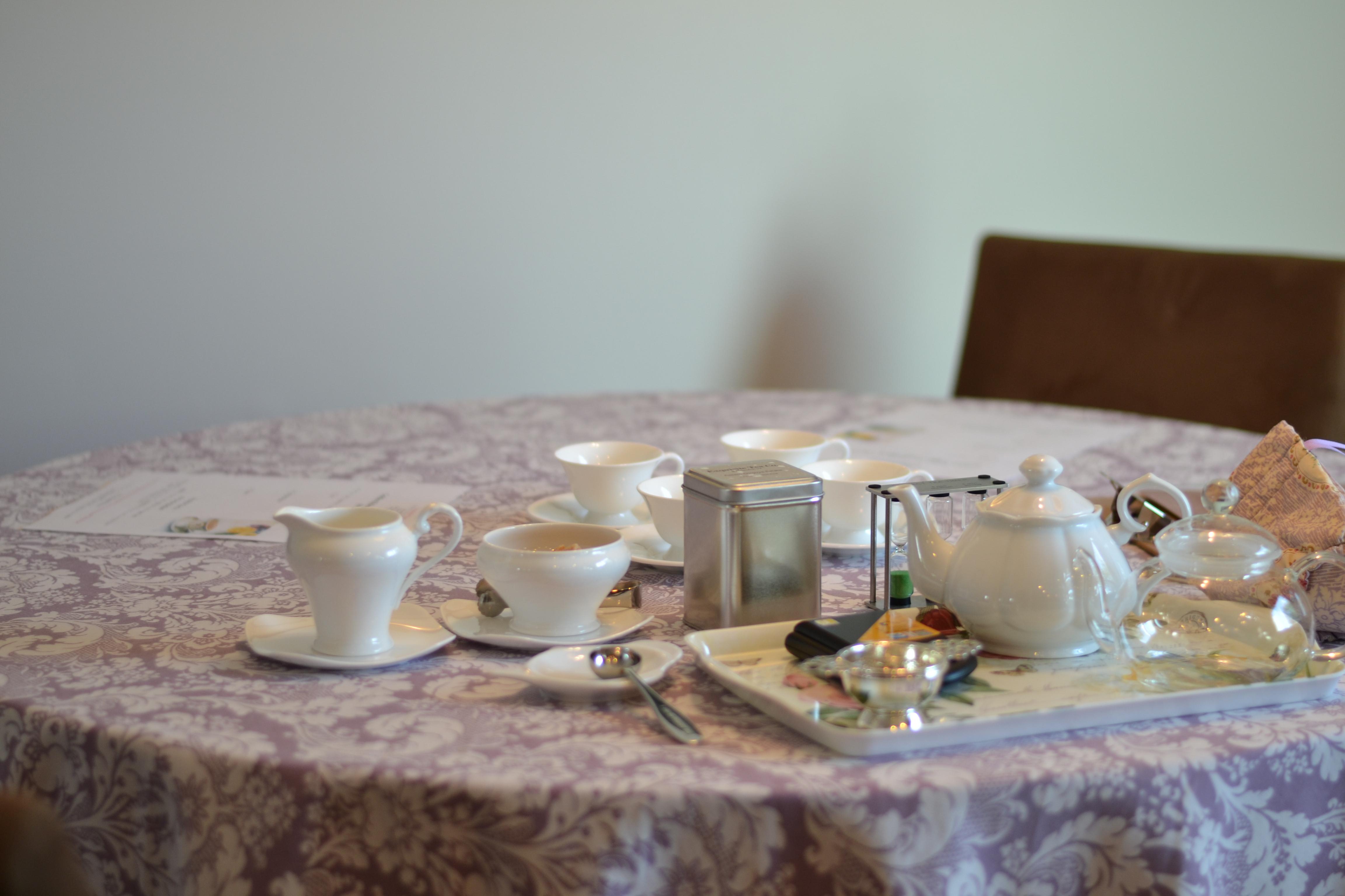 Bread & Tea Event 6